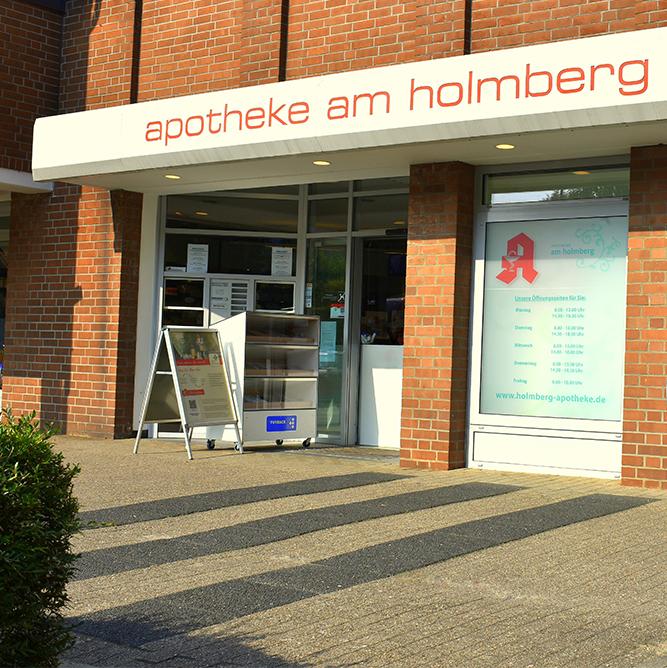 Apotheke <br>am Holmberg